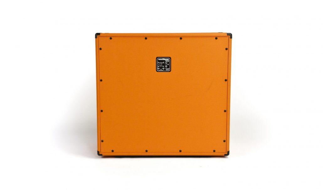 PPC412HP8 High Power 4×12″ Speaker Cabinet – Orange Amps