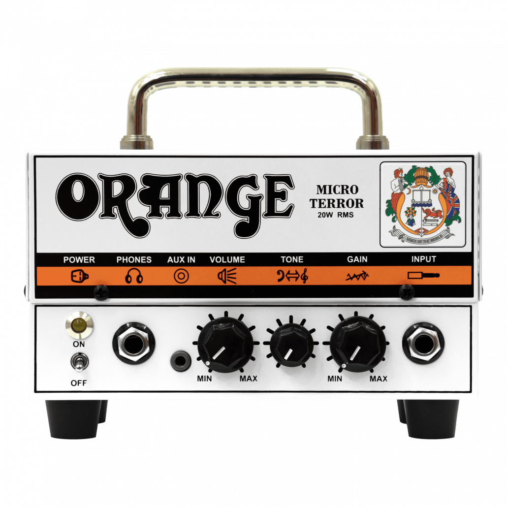Dating orange amps