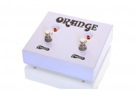 orange still-024 Dual Foot Switch