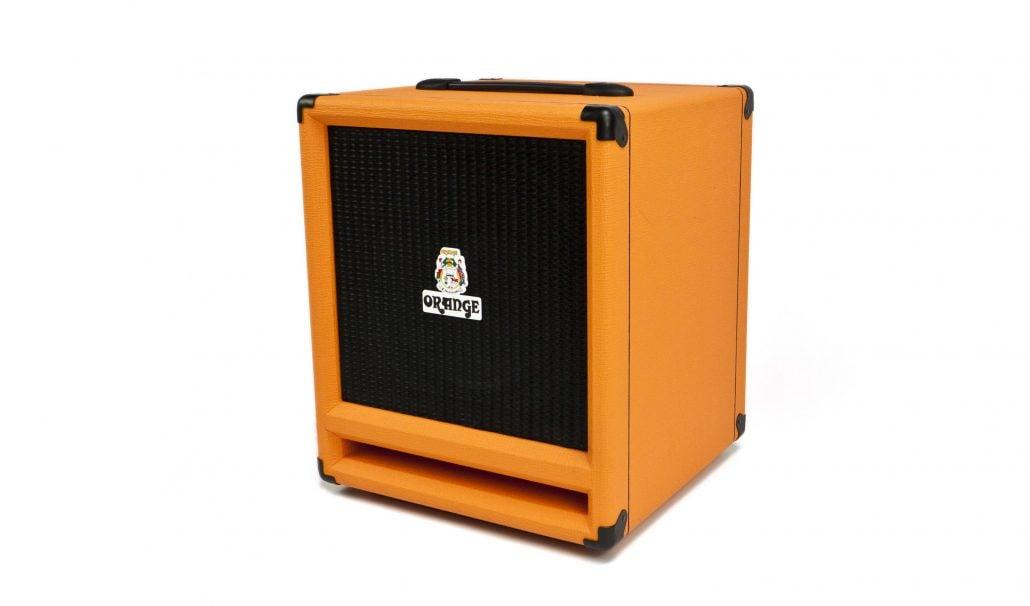 Smartpower Sp212 Bass Speaker Cabinet Orange Amps