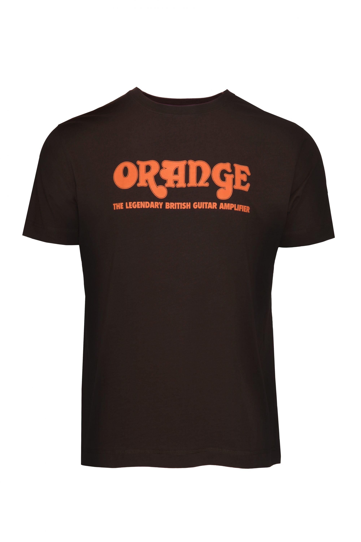 Classic Orange T-Shirt – Orange Amps