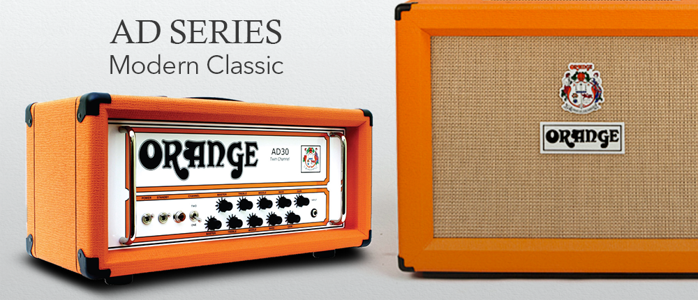 ad30 manual orange amps