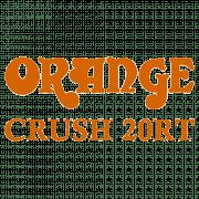 crush 20rt orange amps. Black Bedroom Furniture Sets. Home Design Ideas