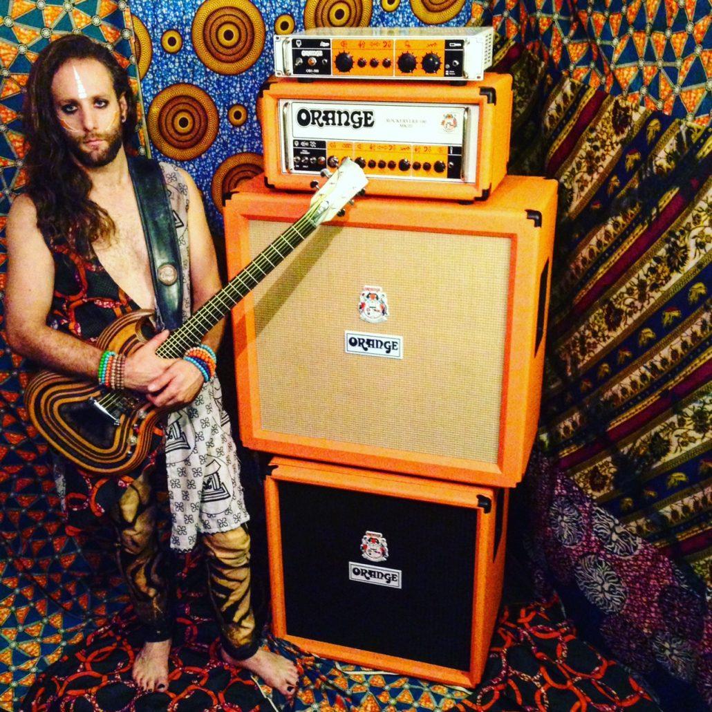 The Marassa of Vodun – Orange Amps