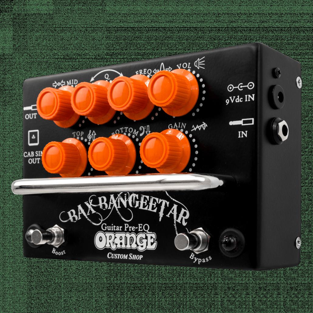 Bax Bangeetar Guitar Pre Eq Orange Amps Tone Control Circuit Load More