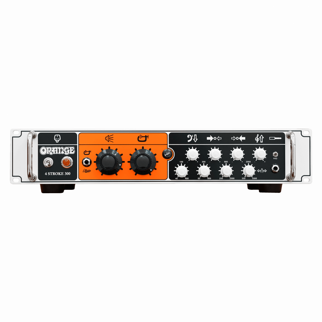 4 Stroke Bass Amplifier Series Orange Amps The Birth Of An Load More