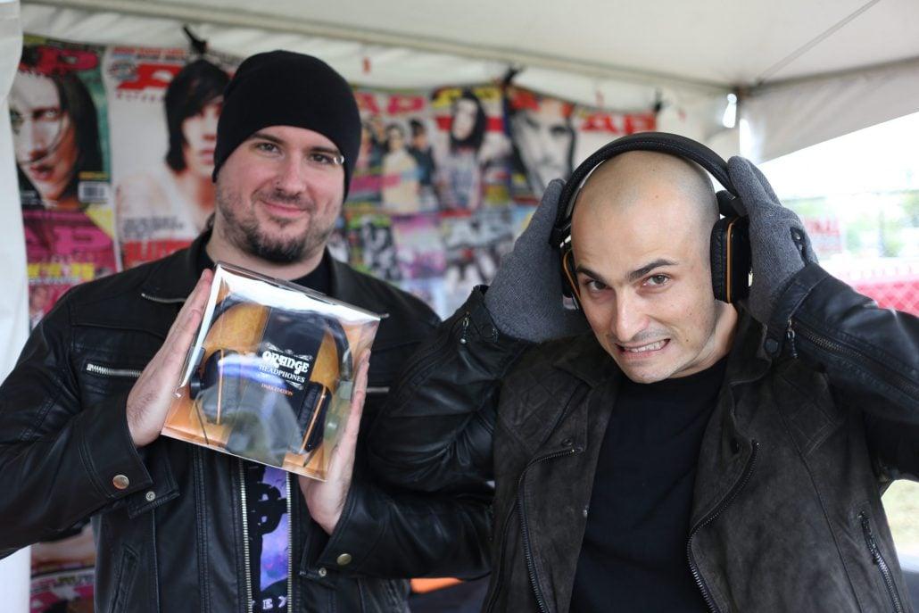 Corey and Paulo - Trivium