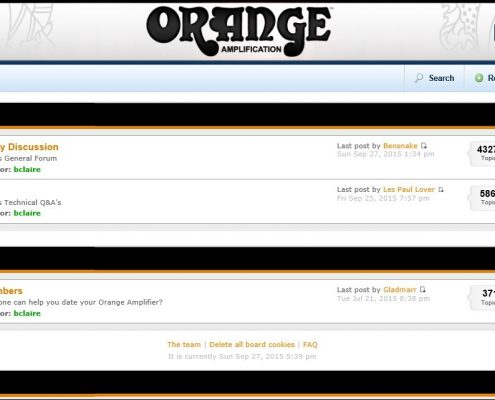 This forum is awesome (no bias honestly)…
