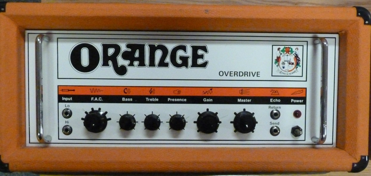 Orange OR80M Head