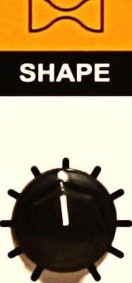 SHAPE-KNOB