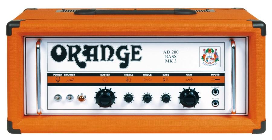 AD200B Bass Amp