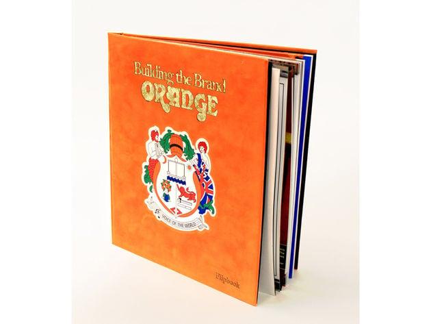 The Book of Orange Flipbook - Hardcover Edition