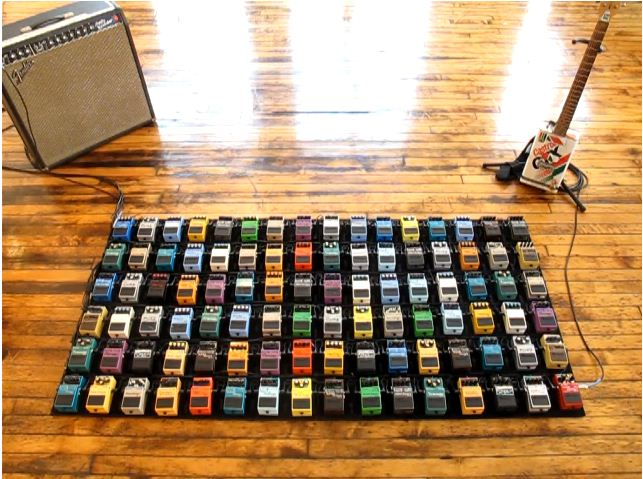 a guide to pedalboards where to start orange amps. Black Bedroom Furniture Sets. Home Design Ideas