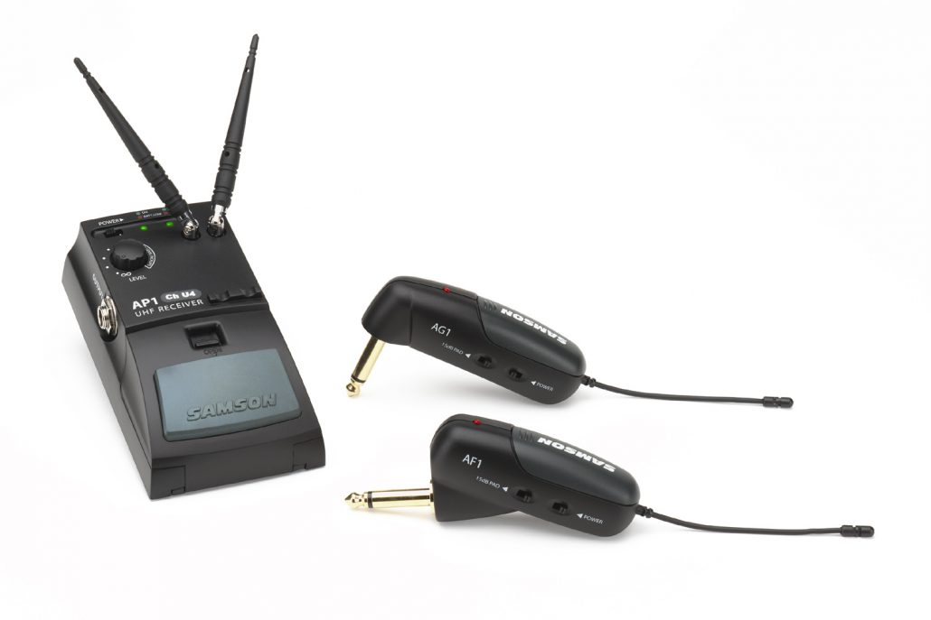 Samson AirLine AG1 wireless system