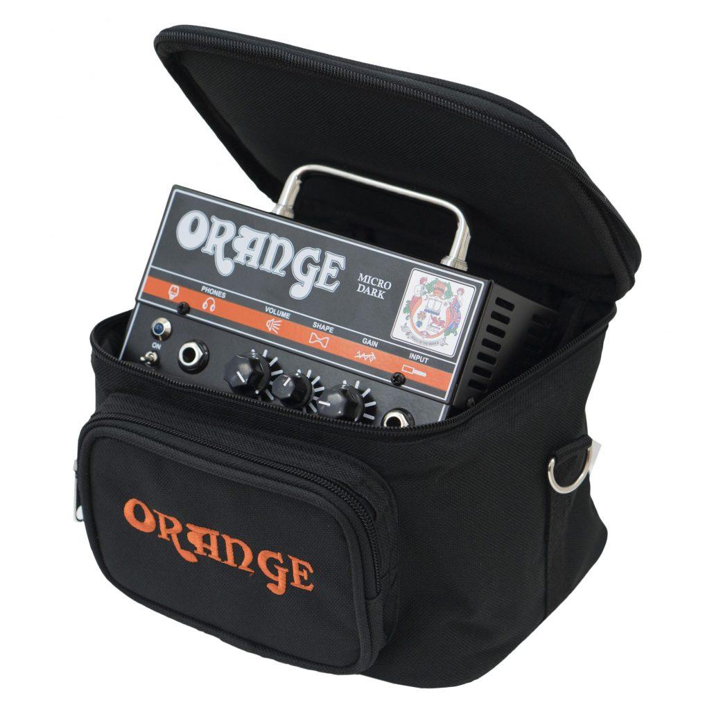 Accessory Bag Orange Amps
