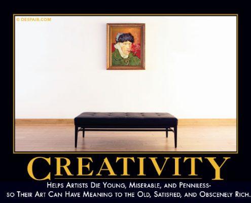 creativitydemotivator