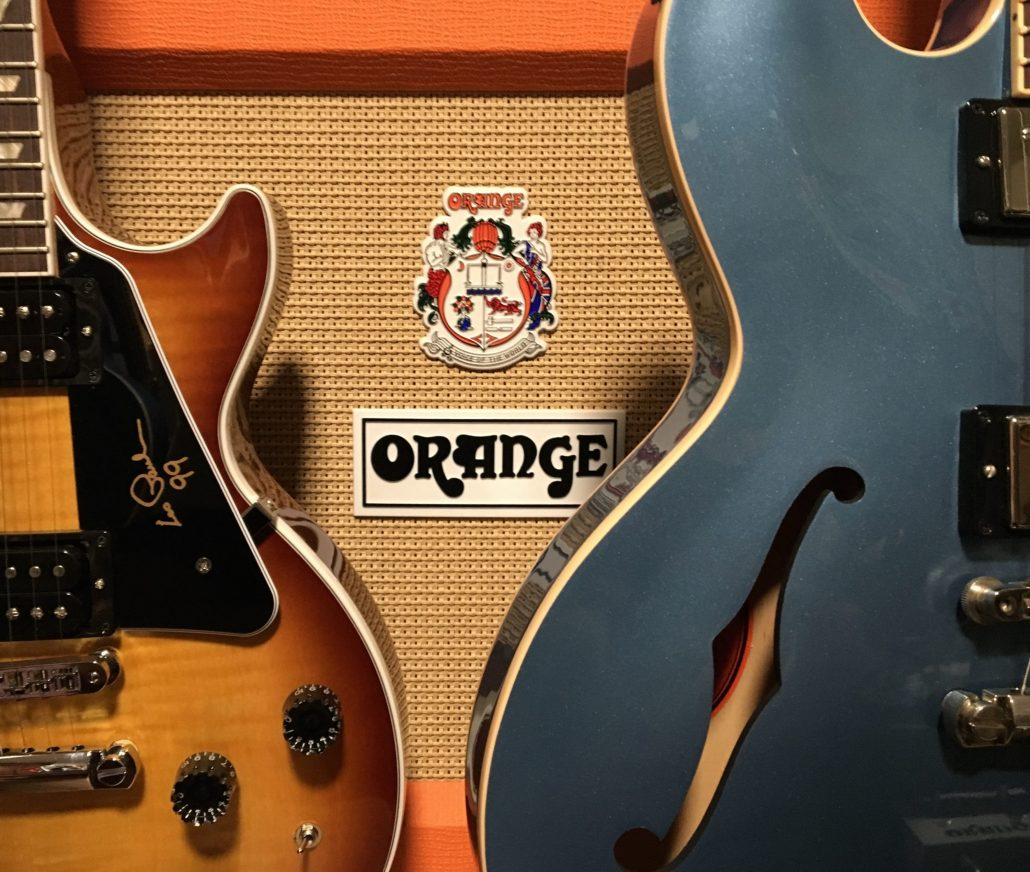 Solid Vs Semi Hollow Which Rocks For You Orange Amps