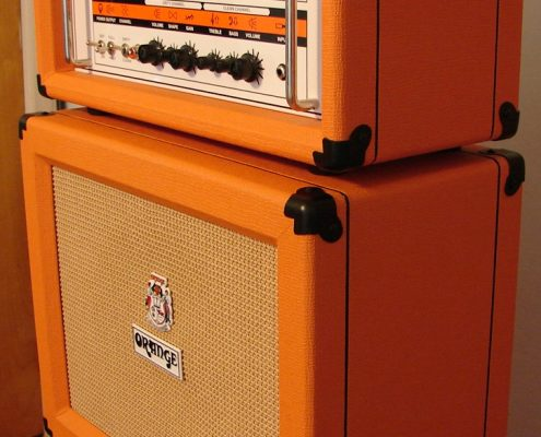 The size of your cabinet – It matters – Orange Amps