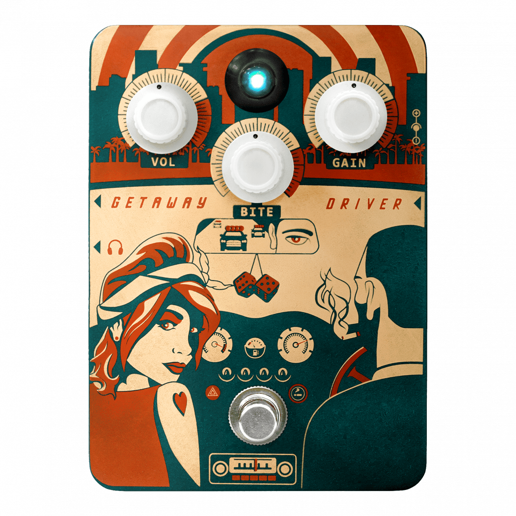 Orange Does Pedals Too Amps Based On The Classic Baxendall Tone Control Circuit This Provides A 70s Amp In Box