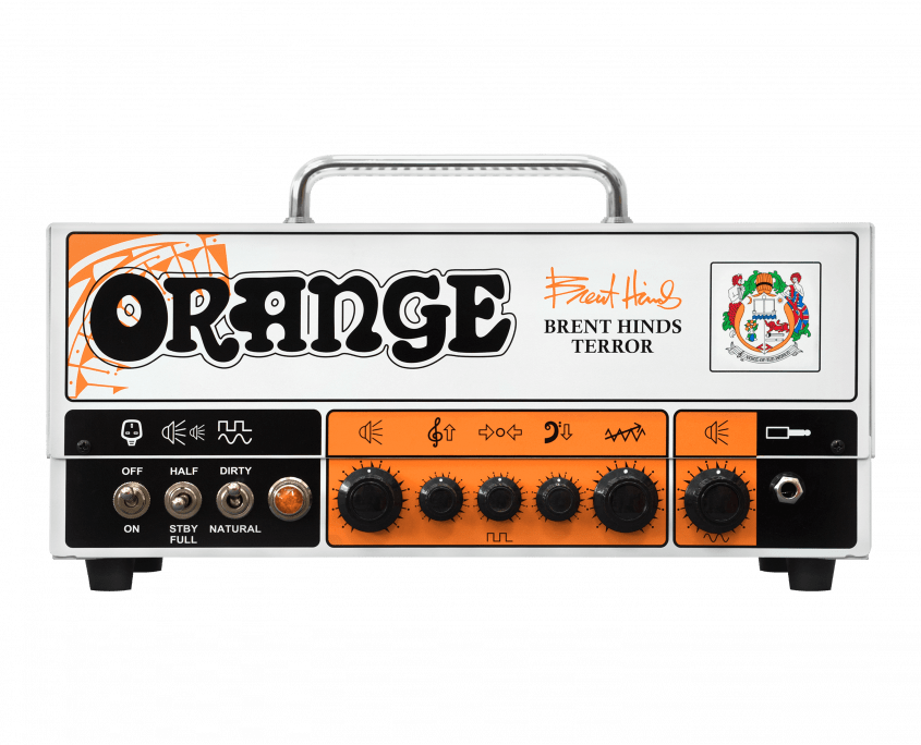Brent Hinds Terror Manual – Orange Amps