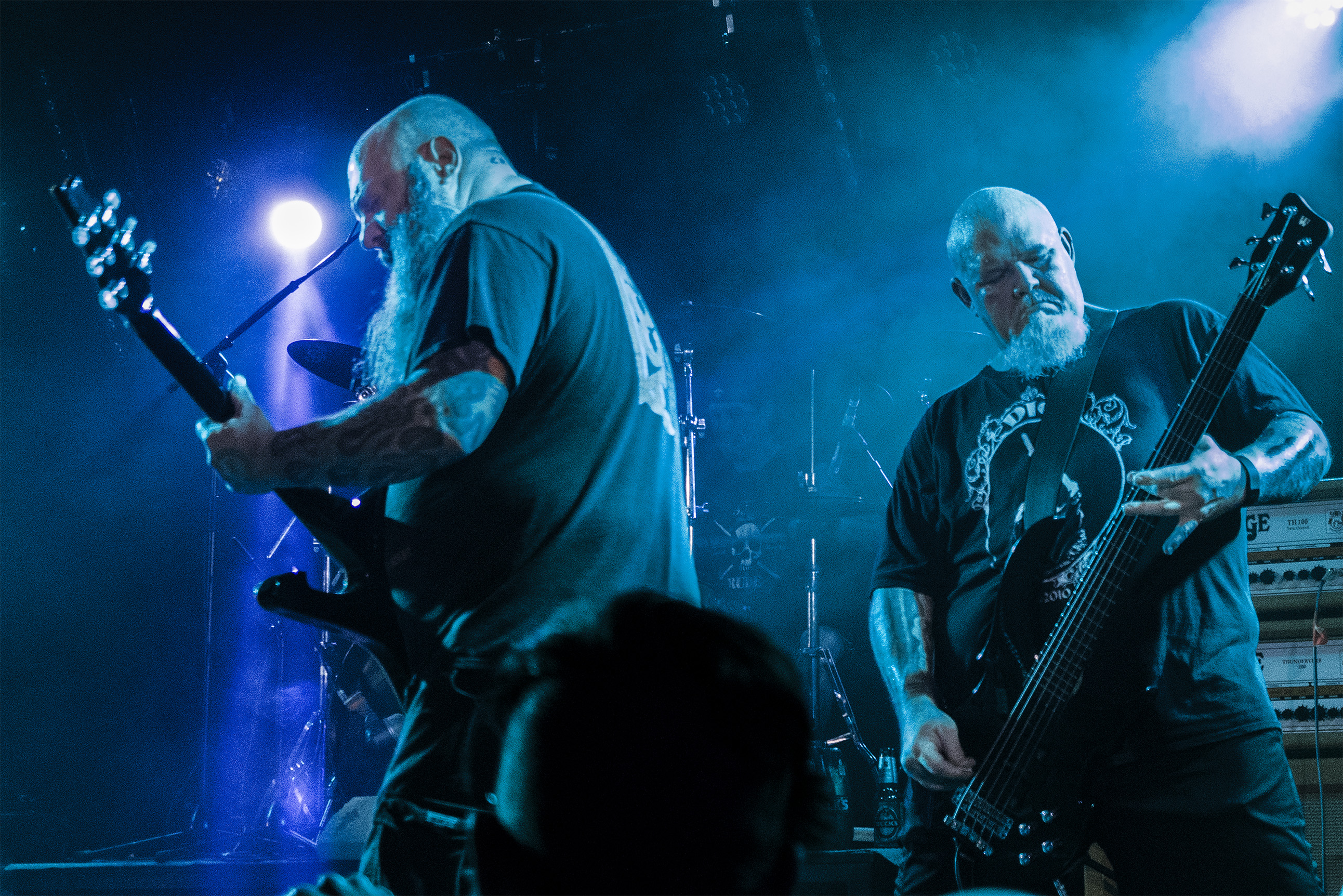 Interview – Kirk Windstein of Crowbar and Orange Amps  – Orange Amps