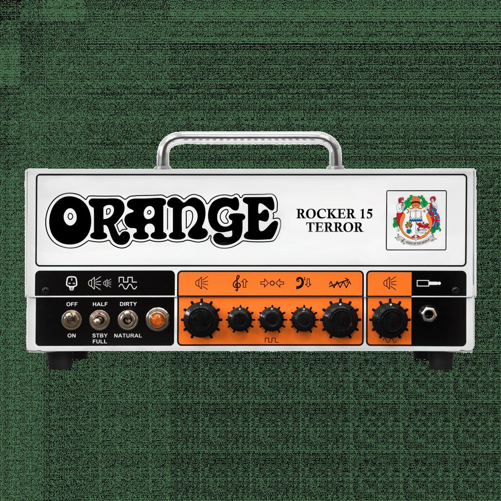 Rocker 15 Terror Orange Amps Valve Audio Amplifier Technical Specification Wikipedia Load More