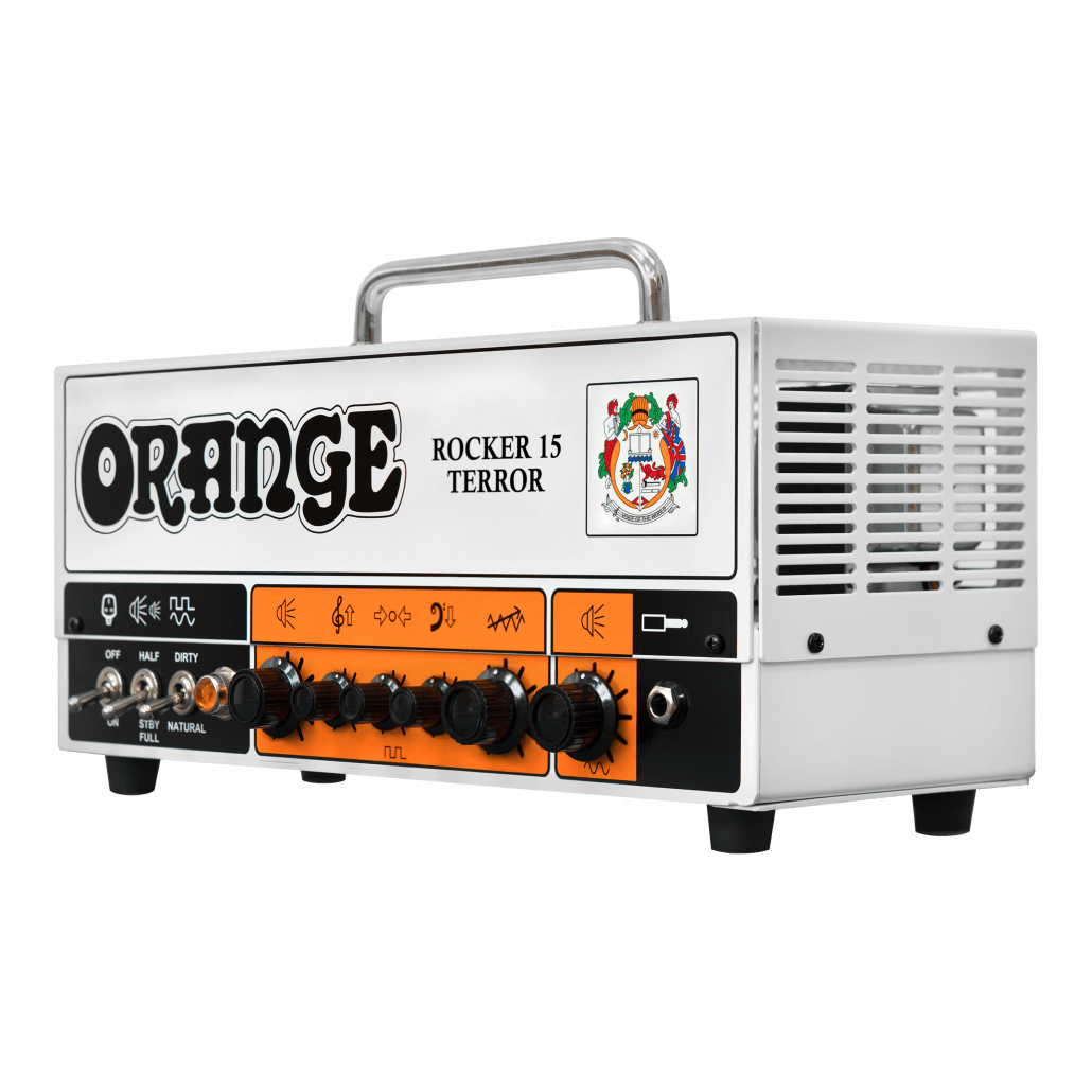 Rocker 15 Terror – Orange Amps