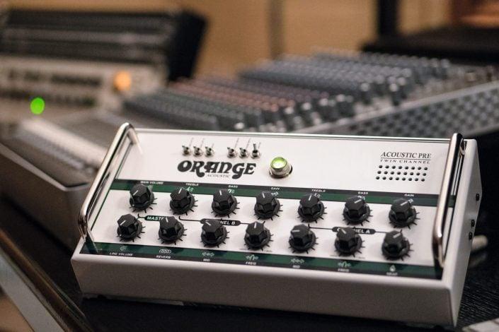 The Real McKenzies – Orange Amps