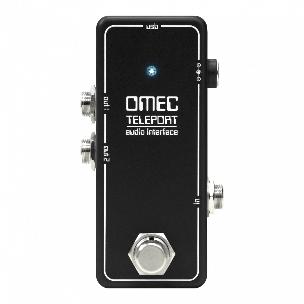 OMEC Teleport – Orange Amps
