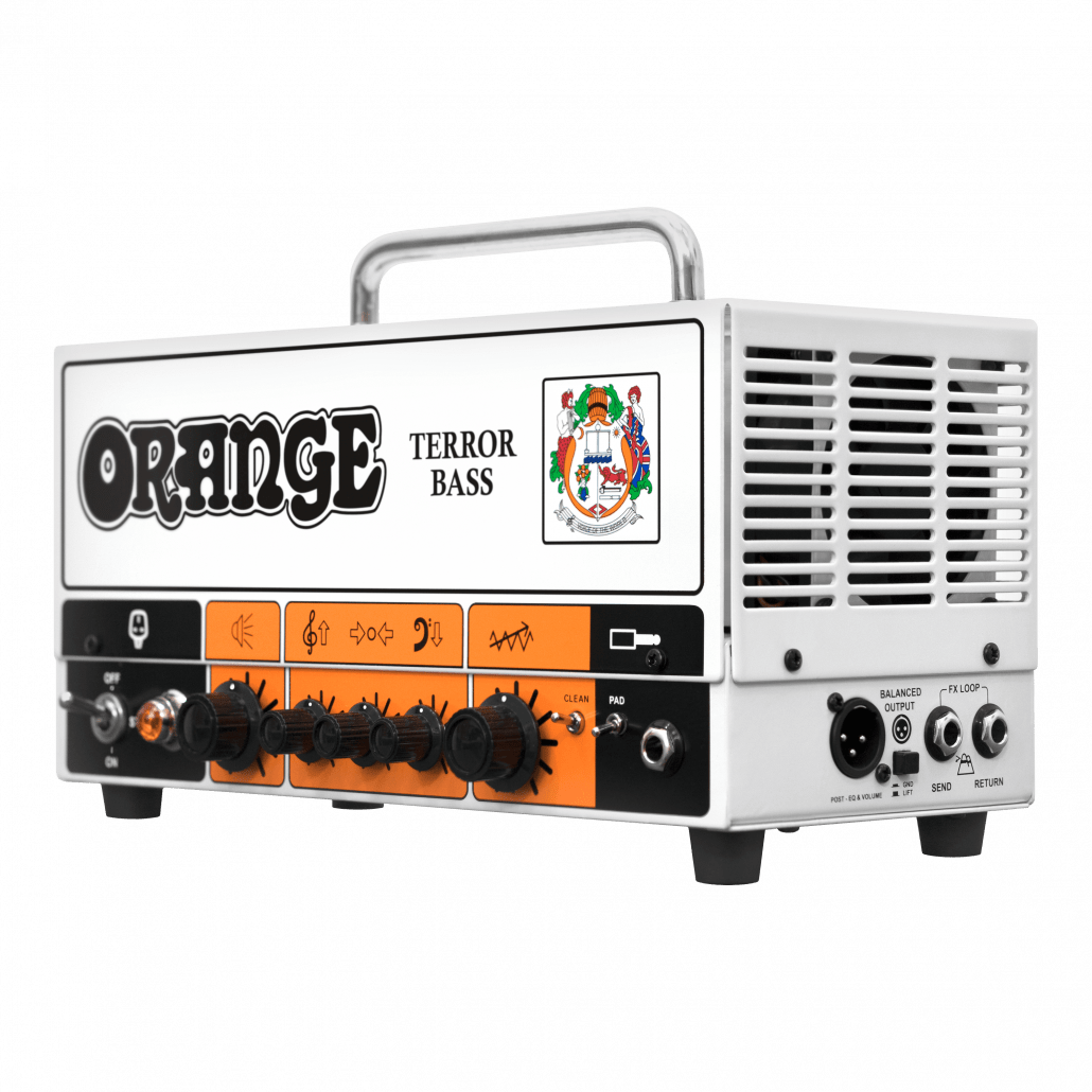 Terror Bass Orange Amps The Birth Of An Amplifier Load More