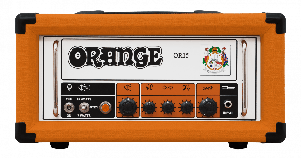 OR15 Manual – Orange Amps on
