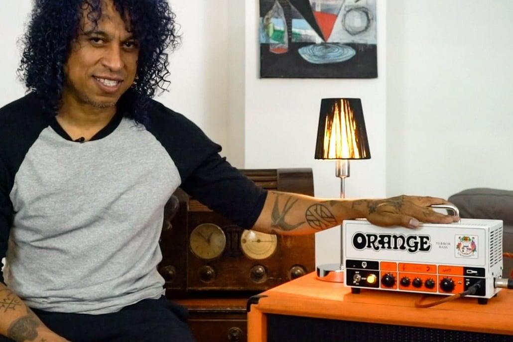 deftones orange amps. Black Bedroom Furniture Sets. Home Design Ideas