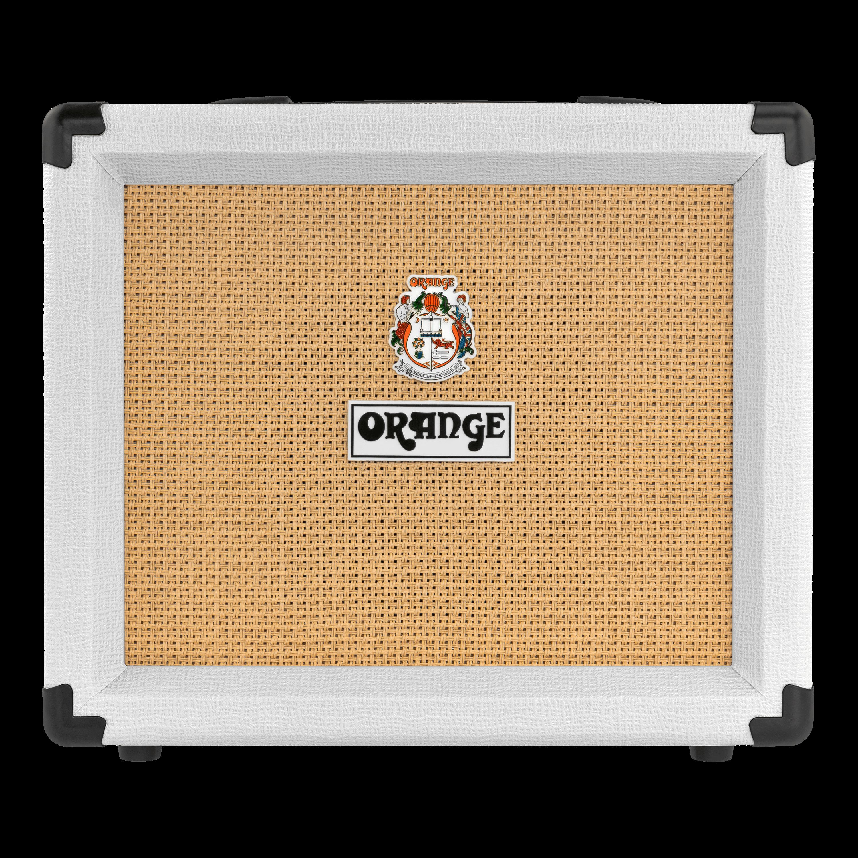 50th Anniversary Orange Amplification Limited Edition White