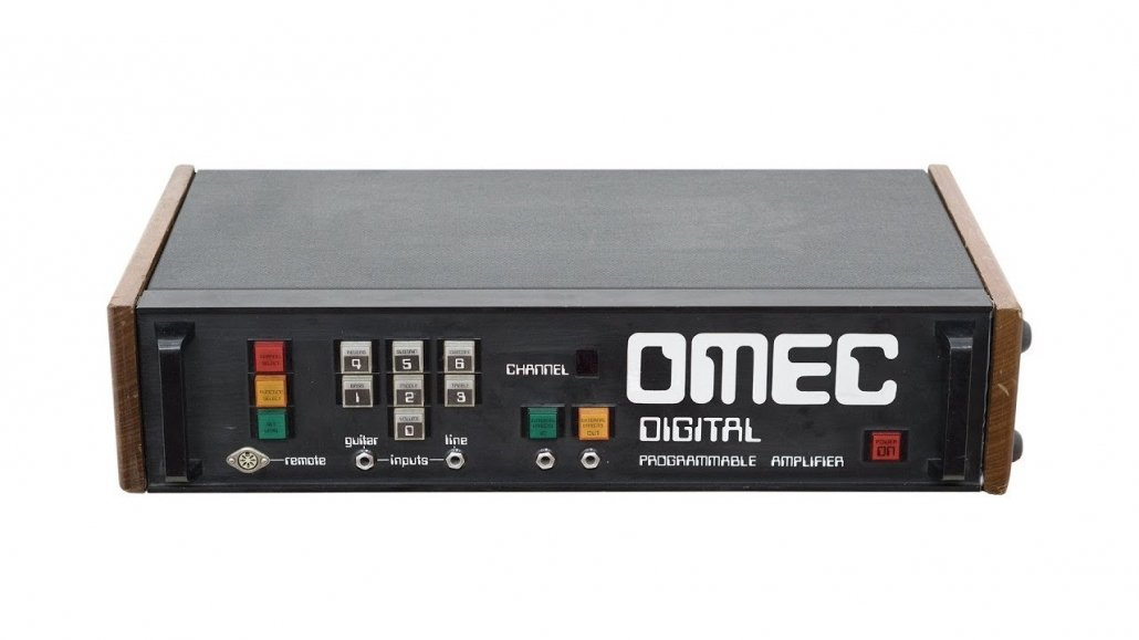 That time you considered buying a digital modelling amp over