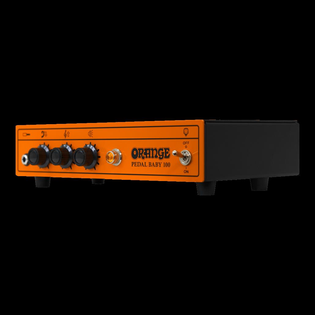 Pedal Baby – Orange Amps