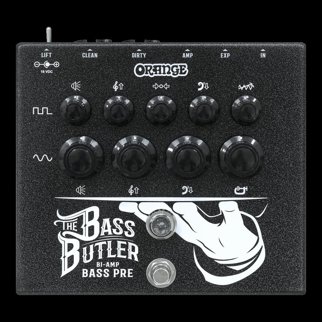 Bass Butler (top down photo)