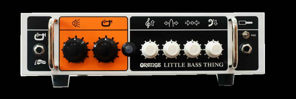 Little Bass Thing Manual  U2013 Orange Amps