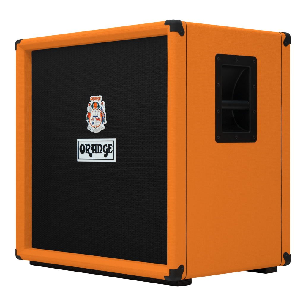 obc410 4 10 bass speaker cabinet orange amps. Black Bedroom Furniture Sets. Home Design Ideas